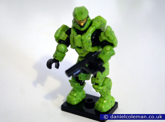 Fire Team Venom | Green Spartan Scout