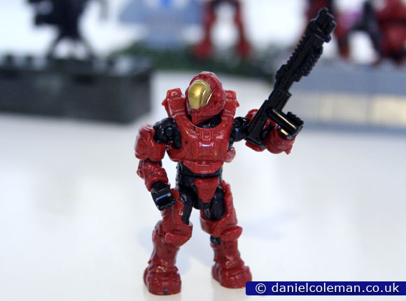 Fire Team Venom | Red Orbital Spartan