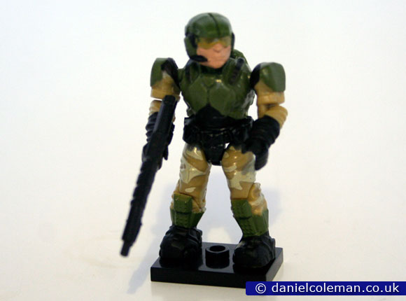 Halo | Series 7 | Green Marine