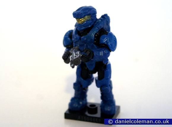 Series Alpha | Blue Spartan Enforcer