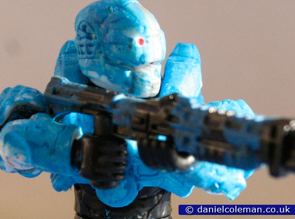 Custom Painted | Light Blue Gungir