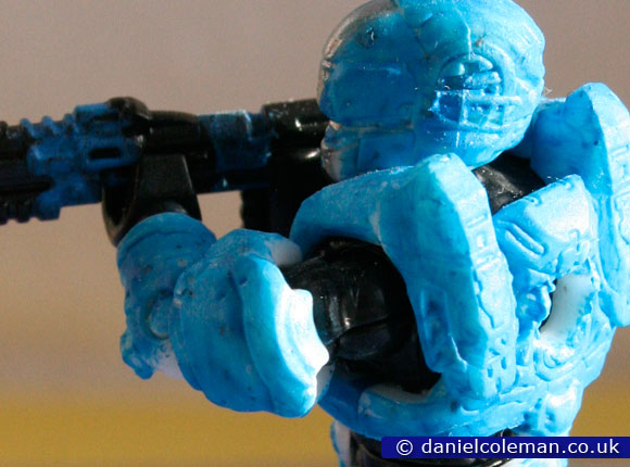 Custom Painted | Light Blue Gungirr