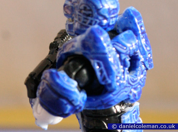 Custom Painted | Blue Gungir