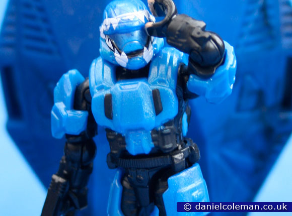 Drop Pod | Metallic Blue ODST