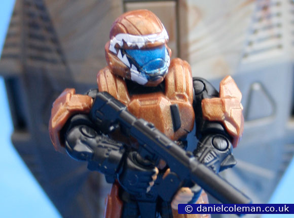 Drop Pod | Metallic Copper ODST