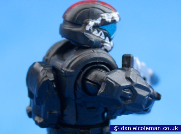 Custom Painted | Red ODST