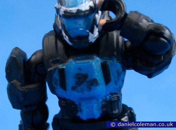 Custom Painted | Blue ODST