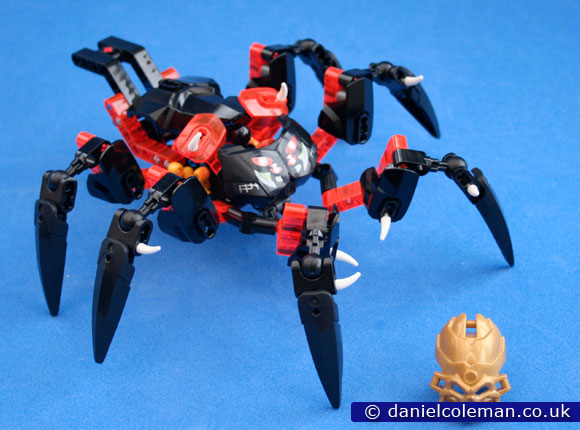 Bionicle - Lord of Skull Spiders