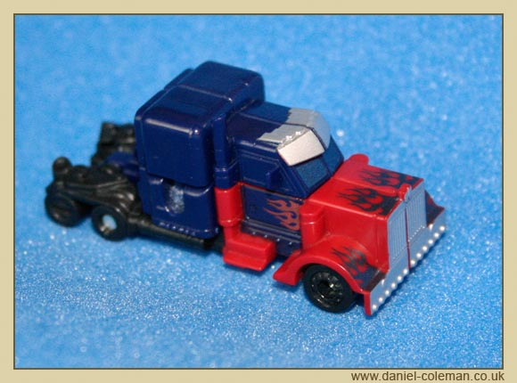 Optimus Prime - Autobot (Movie)