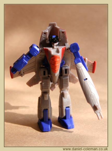 Starscream - Decepticon