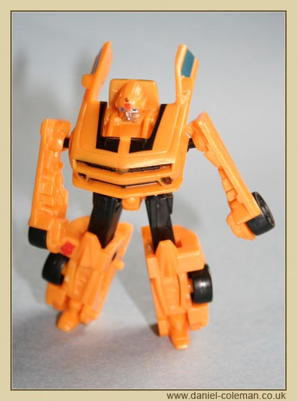 Bumblebee - Dark of the Moon - Autobot