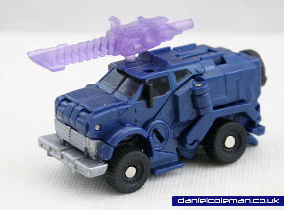 Breakdown - Decepticon