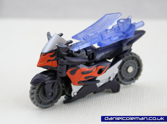 Flame War - Decepticon